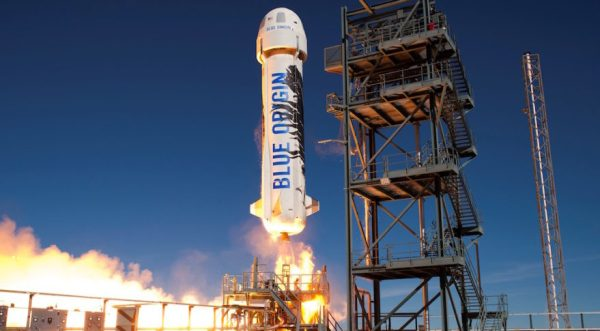 DLR to fly experiments on Blue Origin's New Shepard ...