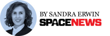 SN Military.Space Sandra Erwin