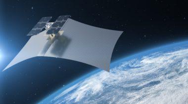 Capella Space SAR satellite