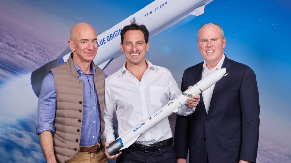 Telesat signs New Glenn multi-launch agreement with Blue ...