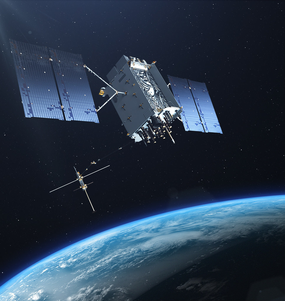 Lockheed Martin will upgrade GPS satellites for in-orbit servicing