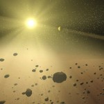 The flight through the asteroid belt continues SpaceObs