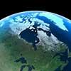 Un artículo similar 1: Construcción de un mapa 3-D de la Tierra desde el espacio!