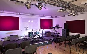 Picture of Acoustic Music School Design & Construction