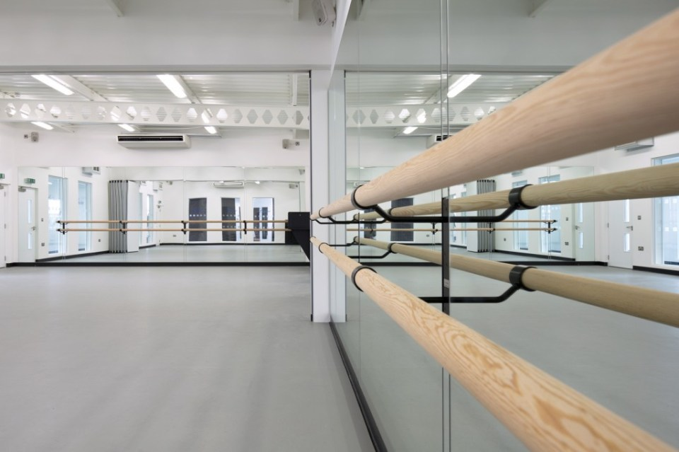 Picture of Dancing School Acoustic Installations