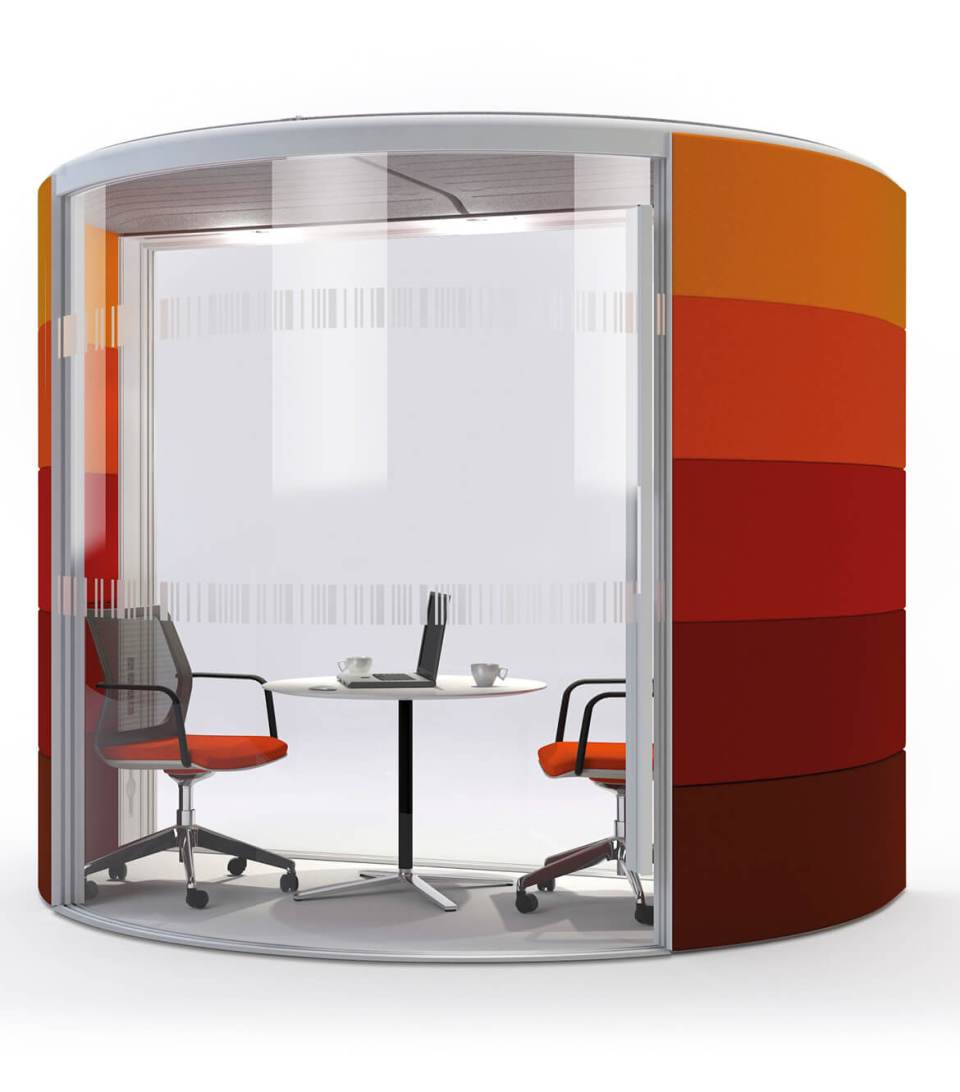 Image of Orangebox Air Acoustic Office Pod