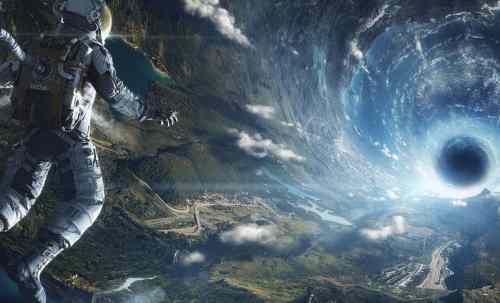 Interstellar art