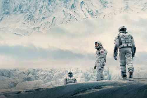 interstellar ice planet