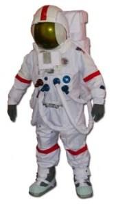 Apollo-17 Astronaut Space Suit Replica