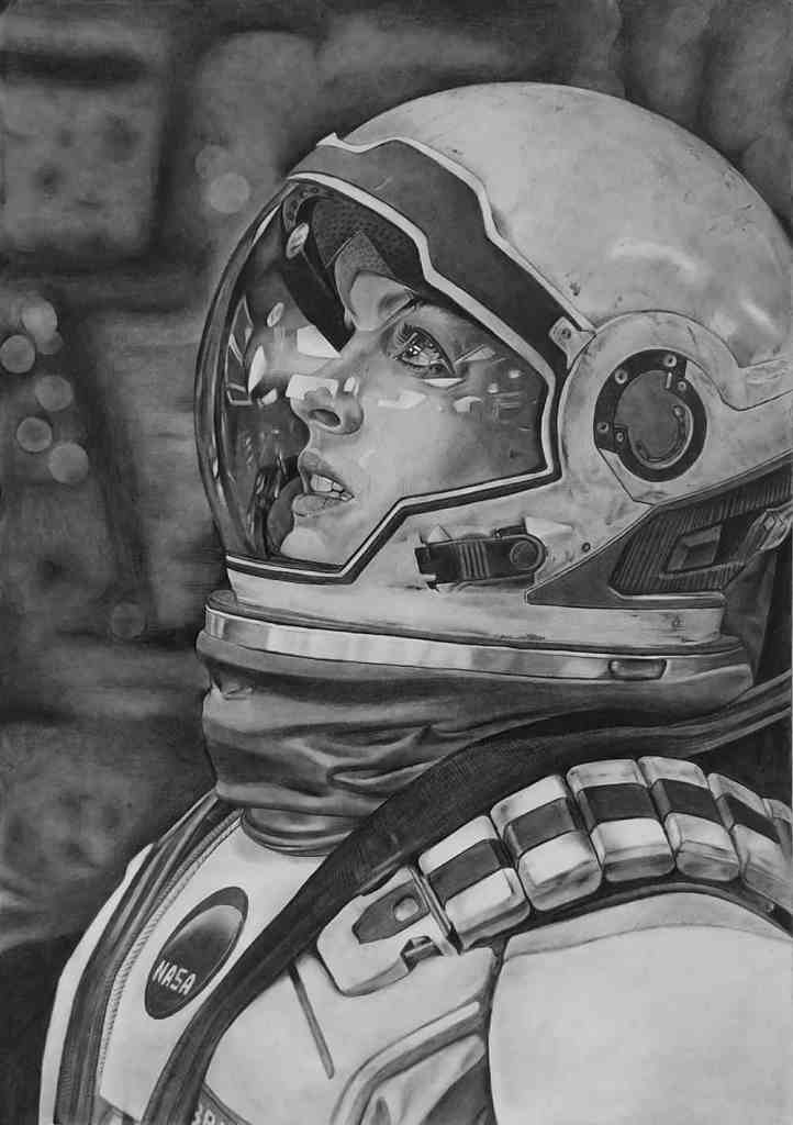 Amelia Brand - Interstellar movie