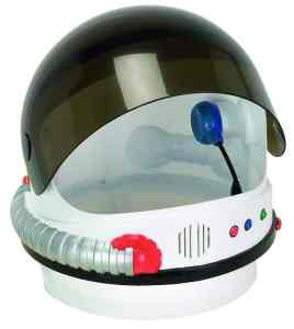 Junior Talking Astronaut Helmet with Sounds by Aeromax