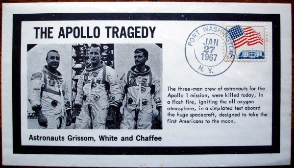 Space History – Abandon In Place – Apollo 1 | Space Race ...