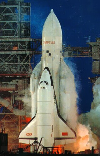 Space History 20020512 Russian Shuttle Buran