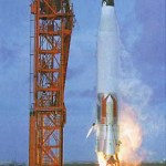 Launch on Atlas-Agena