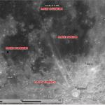 Luna 5 Impact point.