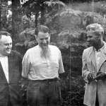 Korolev, Kurchatov, Keldysh