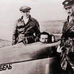 Korolev in a Glider