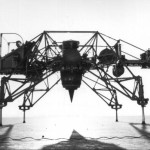 Bell Aerospace Lunar Landing Research Vehicle