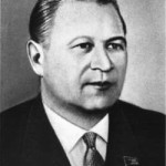 Vladimir Chelomey Responsible for the Proton Rocket