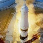 Apollo 6 launch