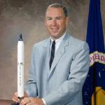 James Lovell - Command Module Pilot - Apollo 8