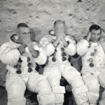 Apollo 10 un-official crew portrait