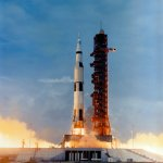 Launch of Apollo 10