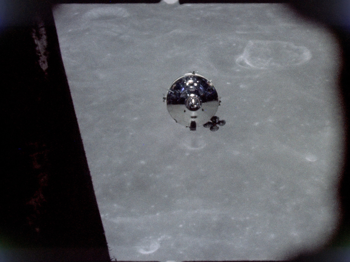 Space Rocket History #196 – Apollo 10 – Lunar Module Out of