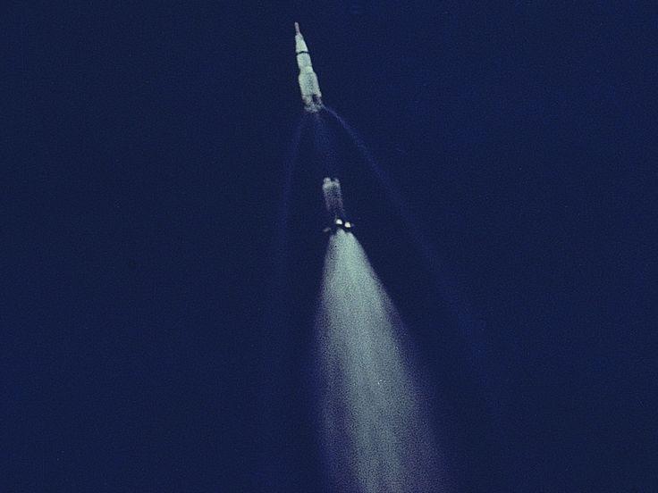 Space Rocket History #215 – Apollo 11 – Trans Lunar