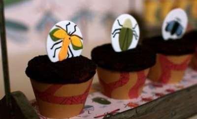 Bug Themed Birthday Party