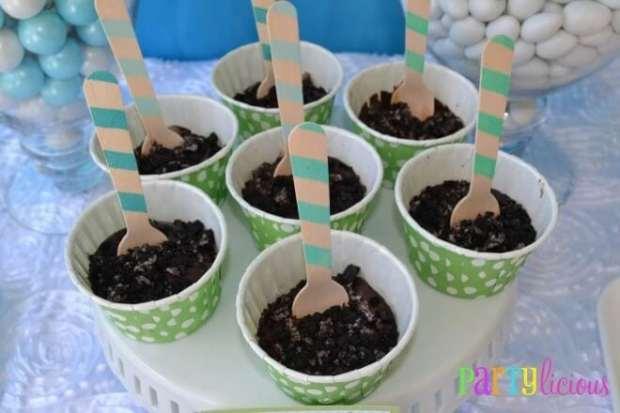 Boys Hot Air Balloon Party Food Ideas