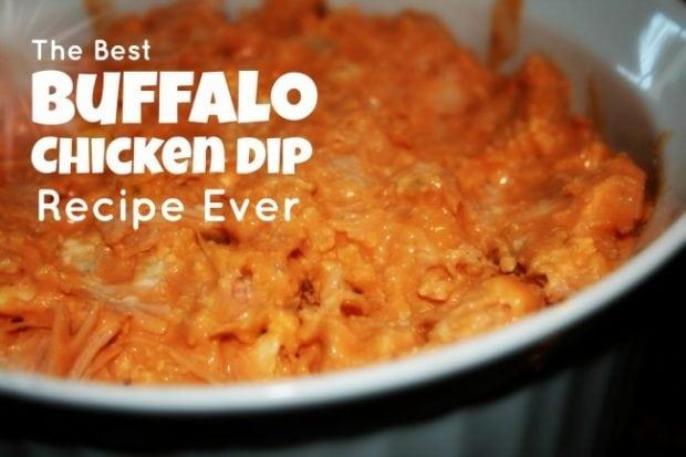 Buffalo Chicken Dip No Ranch