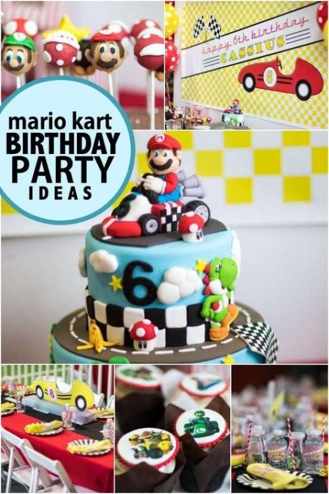 Super Mario Party Lifestyle Photos