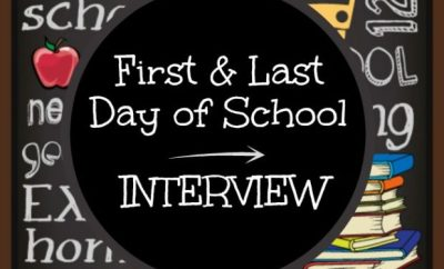 First Day of School Interview