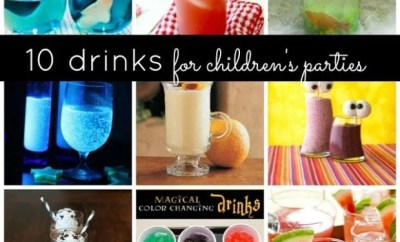 Drinks to serve at parties