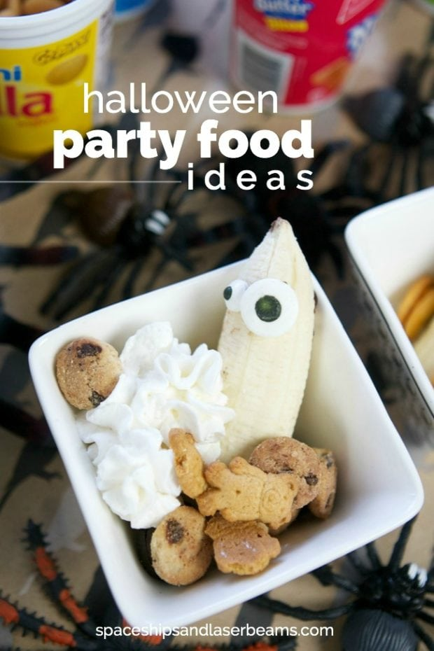 Fun Halloween Party Food Ideas Snackandgo Spaceships And Laser Beams