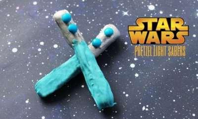pretzel light sabers
