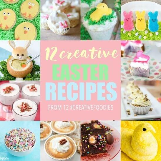 Creative Easter Recipes