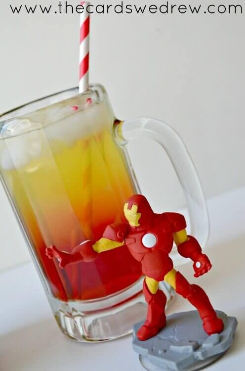 Iron Man Drink ideas