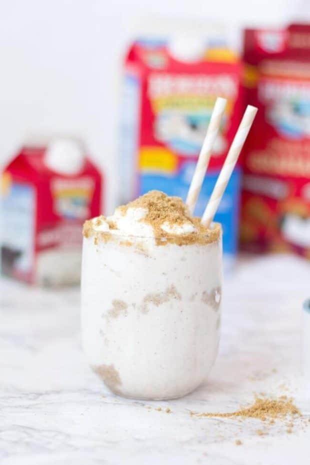Lemon Pie Milkshake Recipe