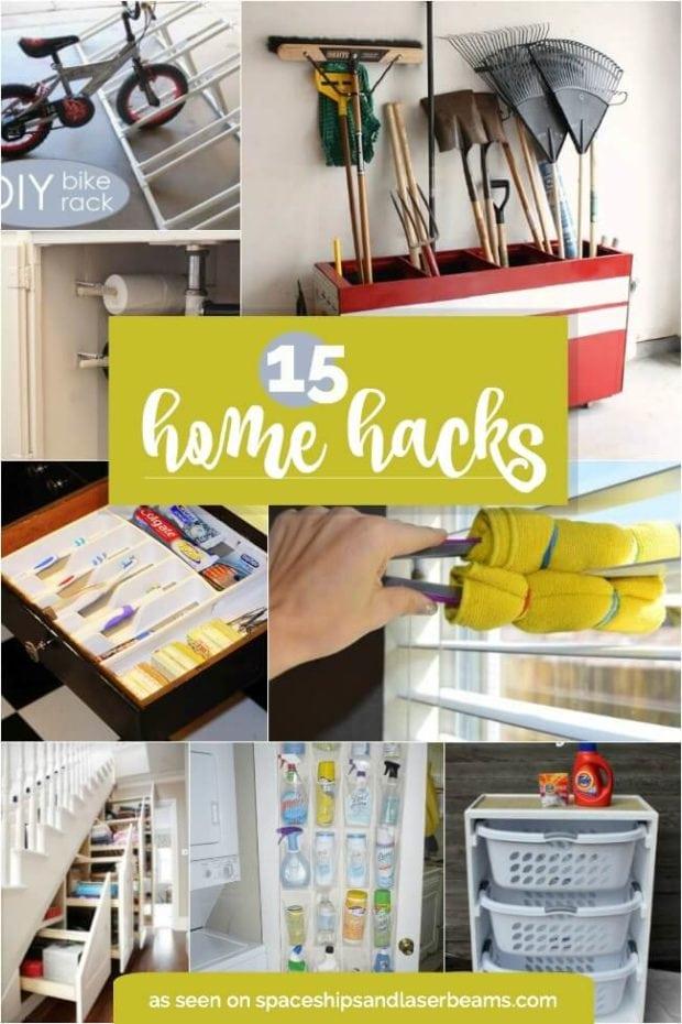 15 home House Hacks