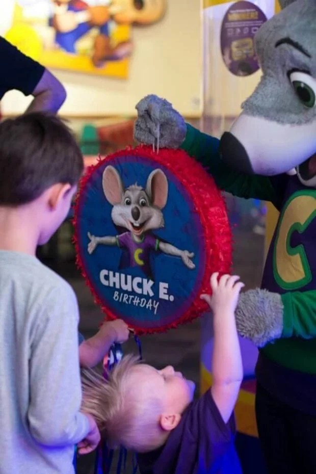 Chuck E Cheese Birthday Party Ideas Spaceships And Laser
