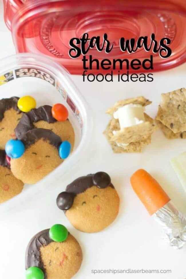 Star Wars Themed Food Ideas