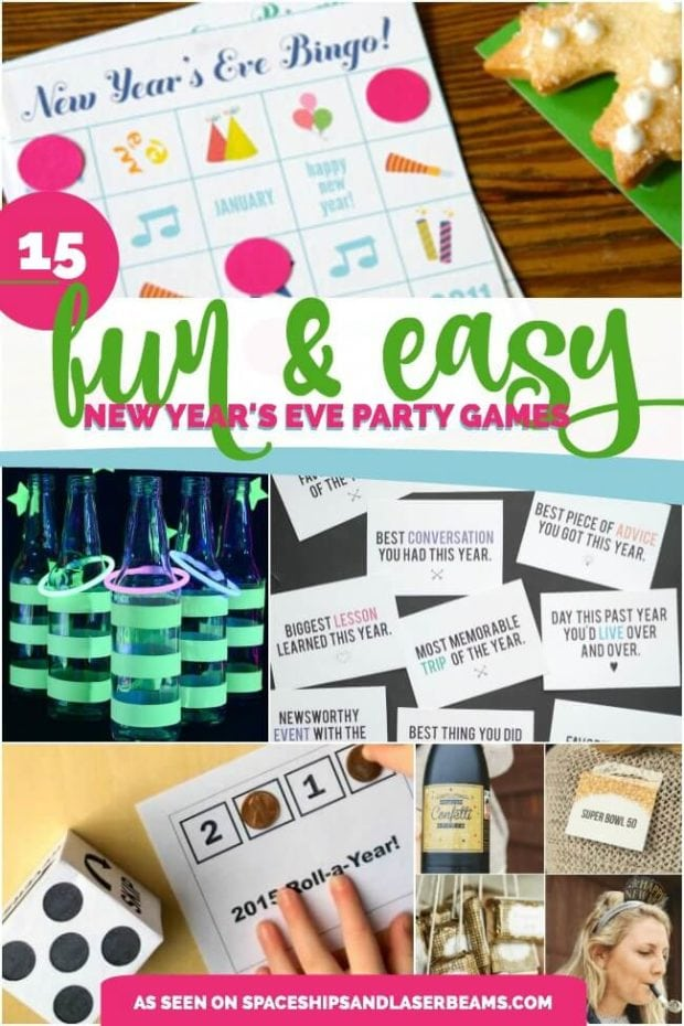 Things to do at a New Years Eve Party