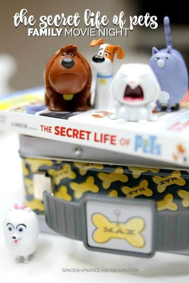 The Secret Life of Pets Family Movie Night