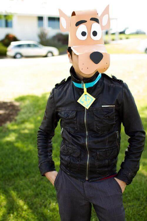 DIY Scooby Doo Costume