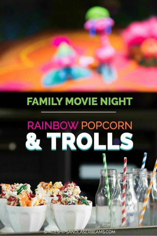 Trolls Viewing Party Ideas