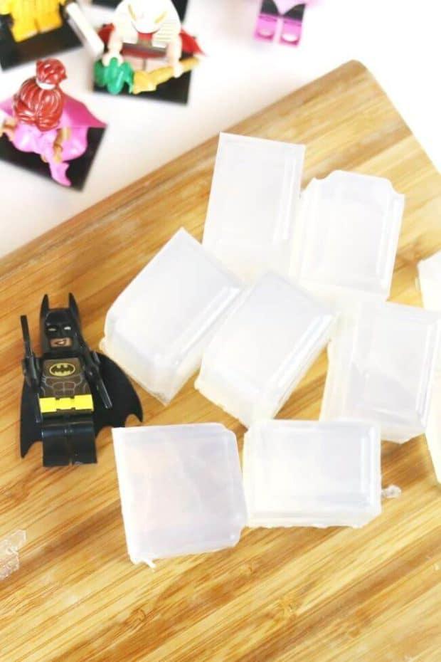 How to Make LEGO Batman Movie Soap