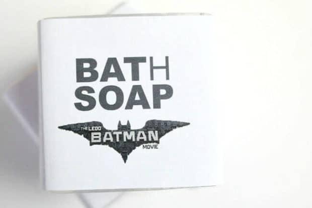 LEGO Batman Movie Craft Ideas
