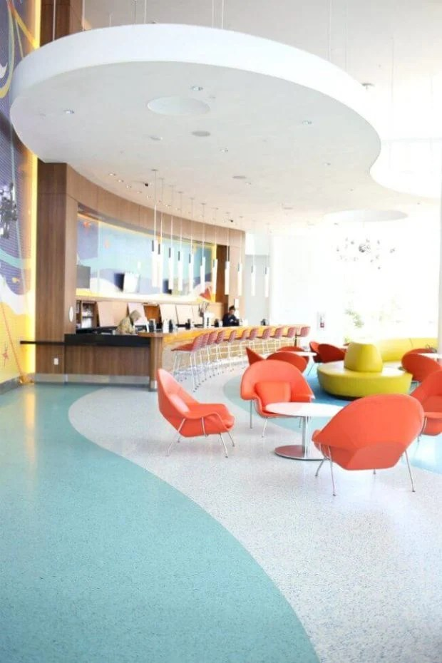 Cabana Bay Beach Resort Lobby Bar